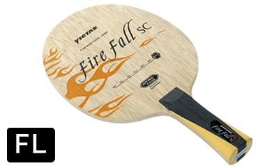 【Z-106】VICTAS製卓球ラケット ファイヤーフォールSC(FL)