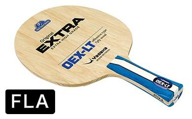 【Z-163】ヤサカ製卓球ラケット OEX-LT(FLA)