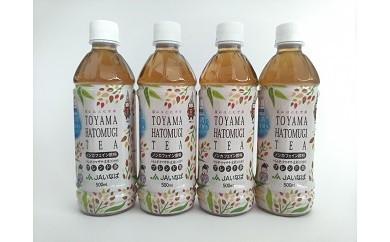 [A16] 富山はとむぎ茶 500mℓ(24本入)