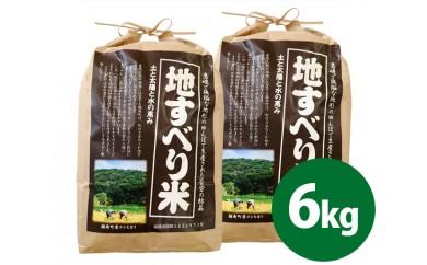 No.036 地すべり米 6kg