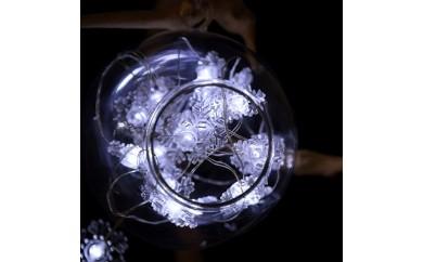 イルミネーションアクセサリー(雪の結晶)