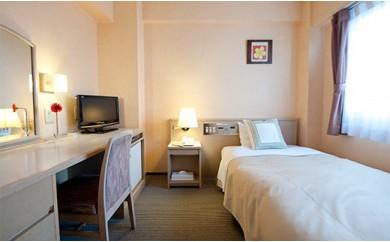 D)グランパークホテル エクセル木更津 シングルルーム宿泊券