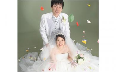Q)写楽館 洋装結婚写真コース