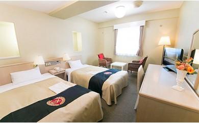 G)グランパークホテル エクセル木更津 ツインルーム宿泊券