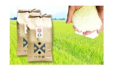 B29-115 平成29年産米鶴岡産特別栽培米つや姫(10kg)