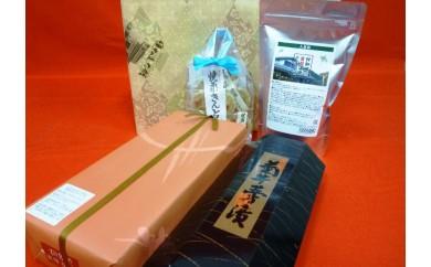 30022 中津川地酒味比べ・ふるさと特産品セット