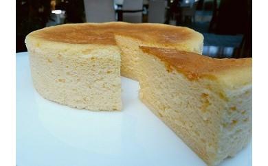 【鹿島セントラルホテル】こだわりチーズケーキ