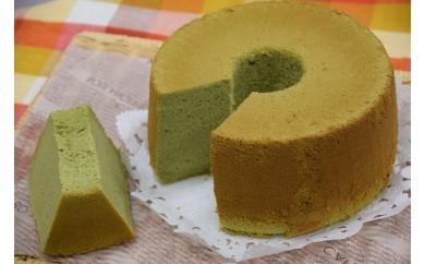 米粉シフォンケーキセット