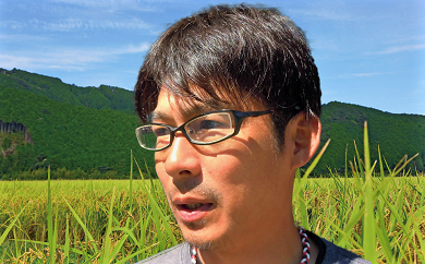 Bc-04 仁井田米の中でも一際香るお米!武吉米穀店セット