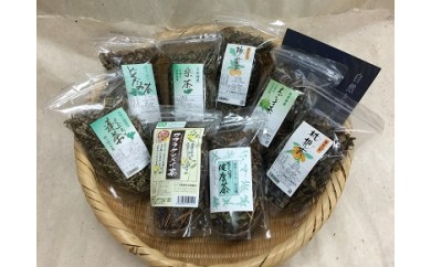 30D-059 とくぢ健康茶生薬茶セット