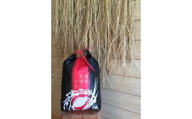 三原村 秘境の源流米 (源米) 精白米5kg