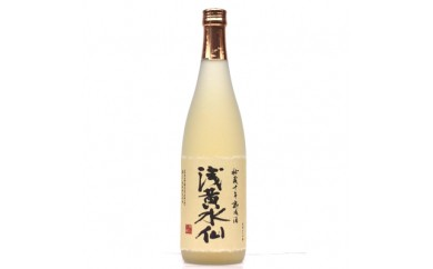 G114 秘蔵十年熟成酒 浅黄水仙(720ml×1本)