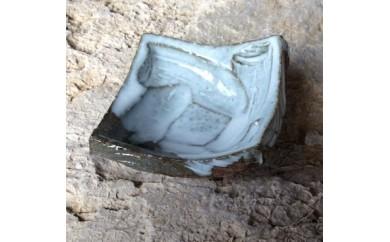 30D-079 くりぬき角皿(小)正方形