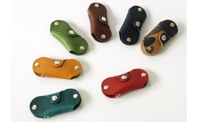 [№5656-0311]キーケース ◆セラピードロップ ~Handmade Leather goods~◆