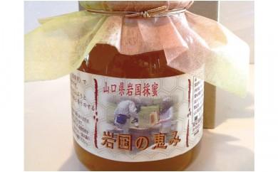 岩国の恵み(めぐみ)'岩国市で採取した蜂蜜'【㈲ビ庵】