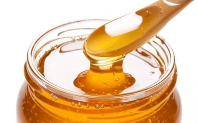 [№5742-0296]採れたまんま白花豆蜂蜜90g×5