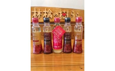 30E-058 林檎の樹らら りんごドレッシング、・飲む酢セット