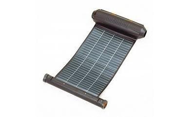 BG130 携帯型ソーラーパネル ソーラーラップ250 非常時電源【172p】