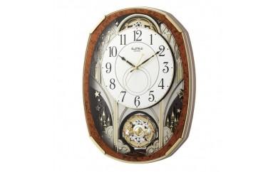 シチズンスモールワールドノエルM~電波からくり時計~4MN513RH23