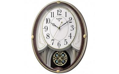 シチズンスモールワールドセリーナS~電波アミュージング時計~4MN549RH23