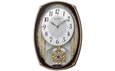 シチズンスモールワールドレジーナ~電波アミュージング時計~4MN540RH06
