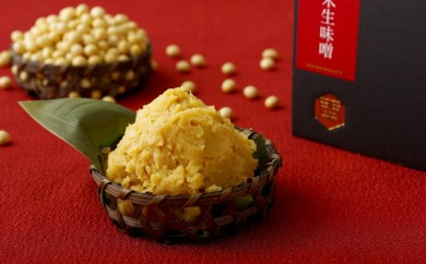 L407 無添加手づくり味噌・もろみ・生米麹セット【400pt】
