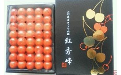 0056-028 さくらんぼ(紅秀峰)500g