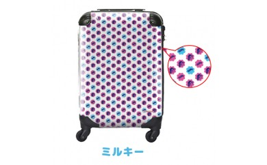I024 ペコちゃんスーツケース(ミルキー)