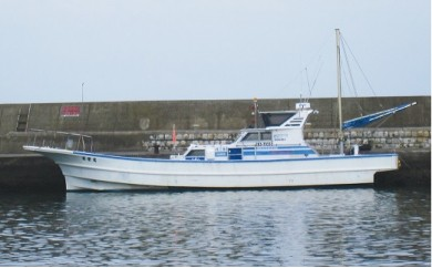 B11 釣り船乗船券(1名様)