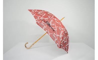 E17 【五つ星ひょうご選定商品入り】播州織クラッシュ日傘