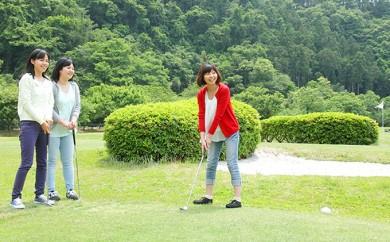 [№5873-0373]パターゴルフ 体験券(4名様分)