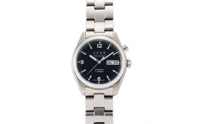 020-011 <腕時計>SPQR Ventuno dd(ブラック)
