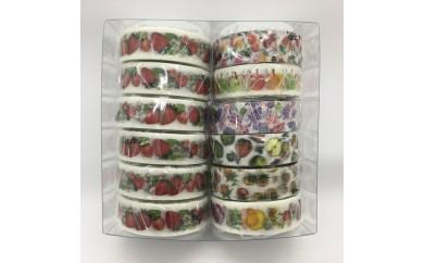 G240 石山商店オリジナルマスキングテープ「かほく7種類セット」