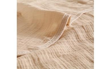 Q112 「あんしんなタオル」 五層織りガーゼケット