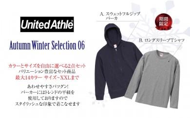 36D6 Autumn Winter Selection 06【パーカー・ロングスリーブTシャツ】