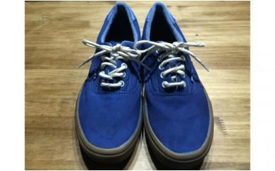 AI-03室戸オーガニック藍葉で藍染した自分だけのスニーカー
