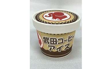 B2702武田コーヒーアイス9個入り