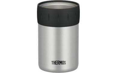 サーモス 保冷缶ホルダー(350ml缶用)シルバー