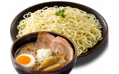 №36-10もっこす亭風味豊かな焦がしにんにく入り魚介とんこつつけ麺14食