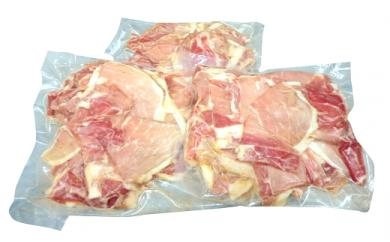 7A-21肉の島田屋 黒豚切り落とし 味噌漬け500g×3