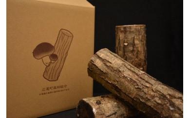 天然原木しいたけ栽培セット(29N-Ⅰ1)