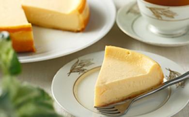 [№5673-0145]さかど葉酸たまごをたっぷり使ったチーズケーキ