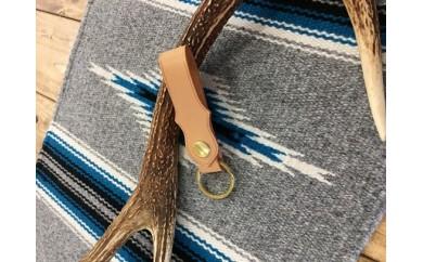 23-051:キーループ(革製品)