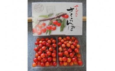 0056-040 家庭用さくらんぼ(佐藤錦)1kg