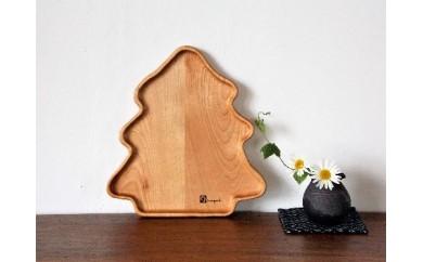 木のランチトレー(31O-Ⅰ2)