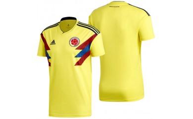 030-014 アディダス サッカーコロンビア代表 ホームレプリカユニフォーム(EVF42-CW1526)