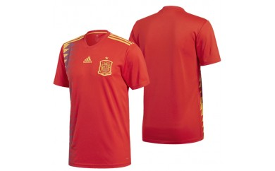 030-013 アディダス サッカースペイン代表 ホームレプリカユニフォーム(DTY42-CX5355)