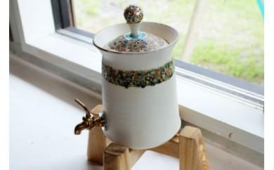 螢窯 陶器サーバー