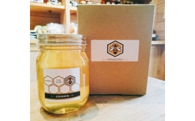 [№5674-0331]国産天然蜂蜜 極上あかしあ 500g