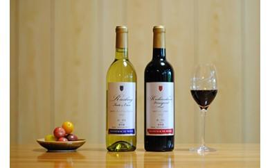 【人気セットが復活】 朝日町ワイン「柏原ヴィンヤード」プレミアム辛口セット